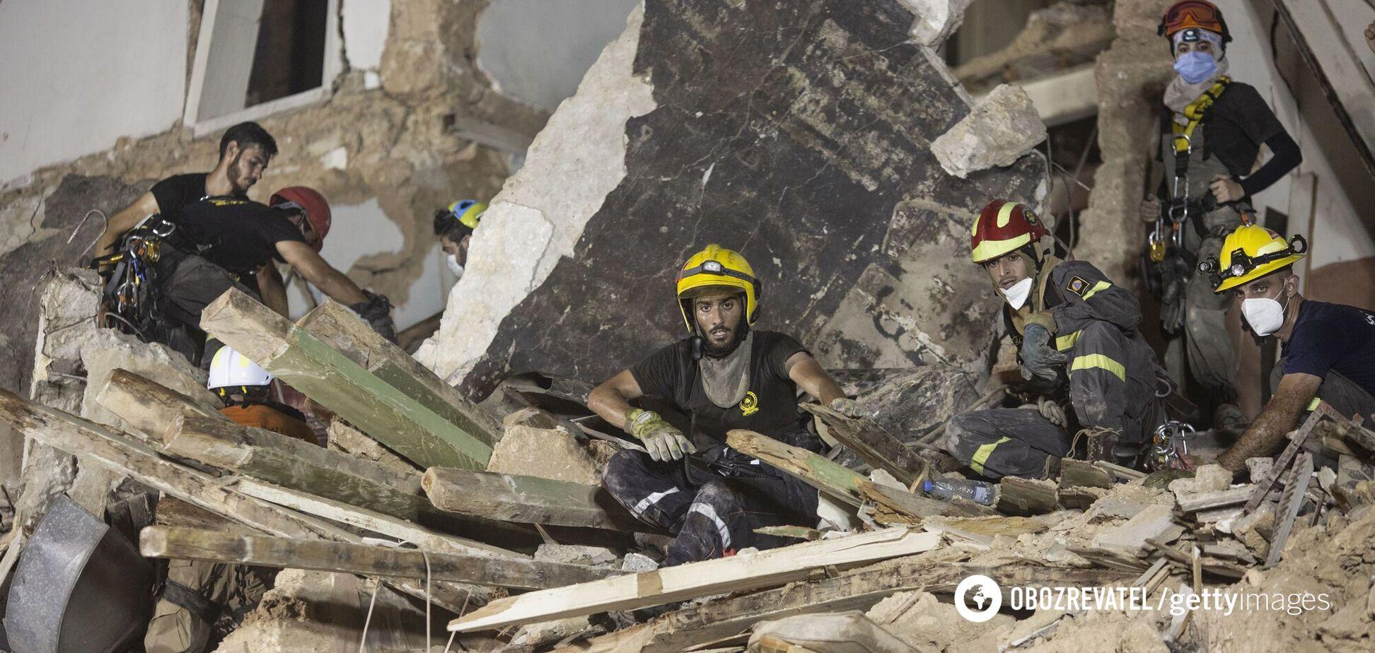 Рятувальники сподіваються знайти того, хто вижив