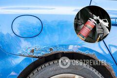 Как защитить авто от ржавчины: пять верных способов