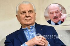 Леонид Кравчук и Александр Лукашенко