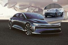 Новый электрический седан из США победил Tesla Model S
