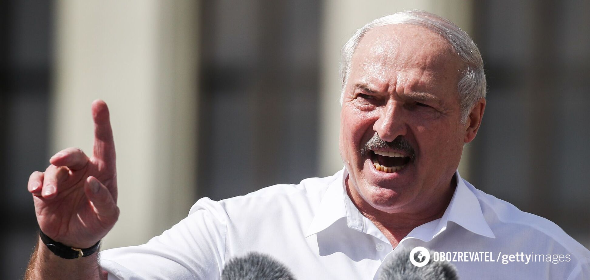 Лукашенко раніше говорив про перехоплення переговорів Варшави і Берліна