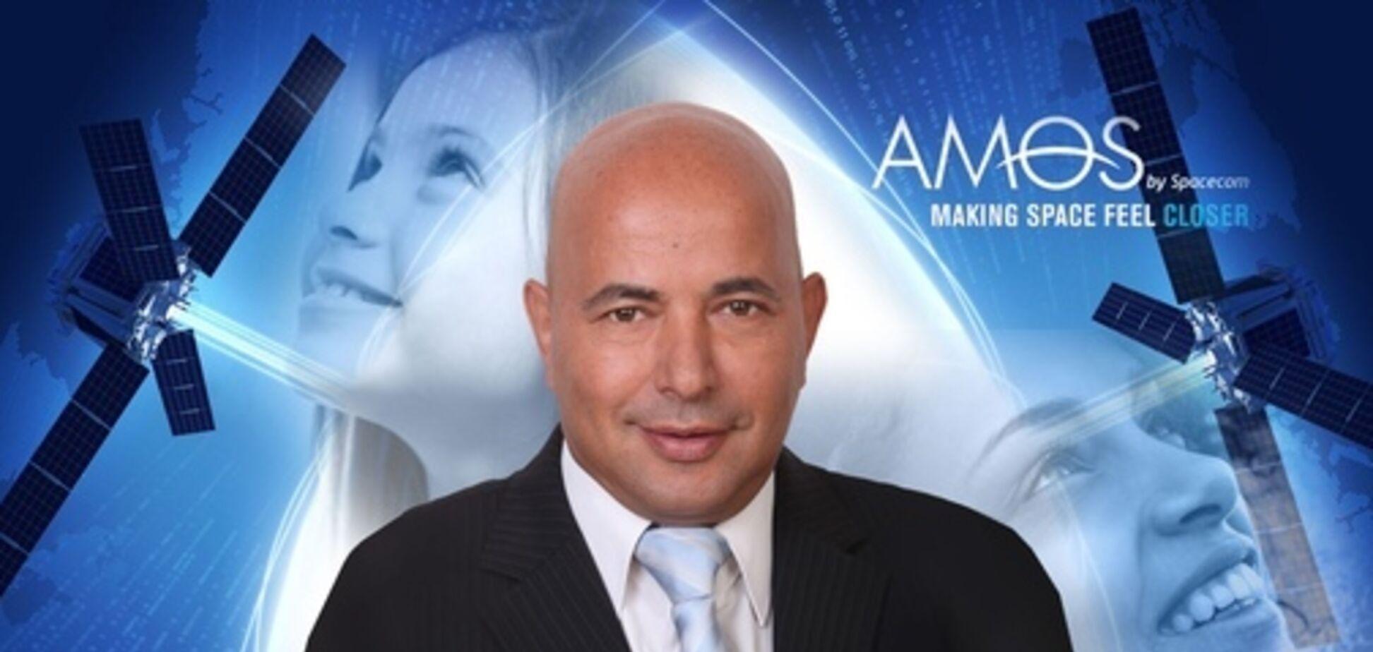 Супутники AMOS-3 і AMOS-7 знаходяться практично в одній точці і завжди зможуть підстрахувати один одного, – Юда Амір, Spacecom