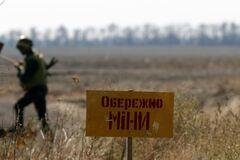 ОБСЕ обнаружила мины террористов вблизи ДАПа