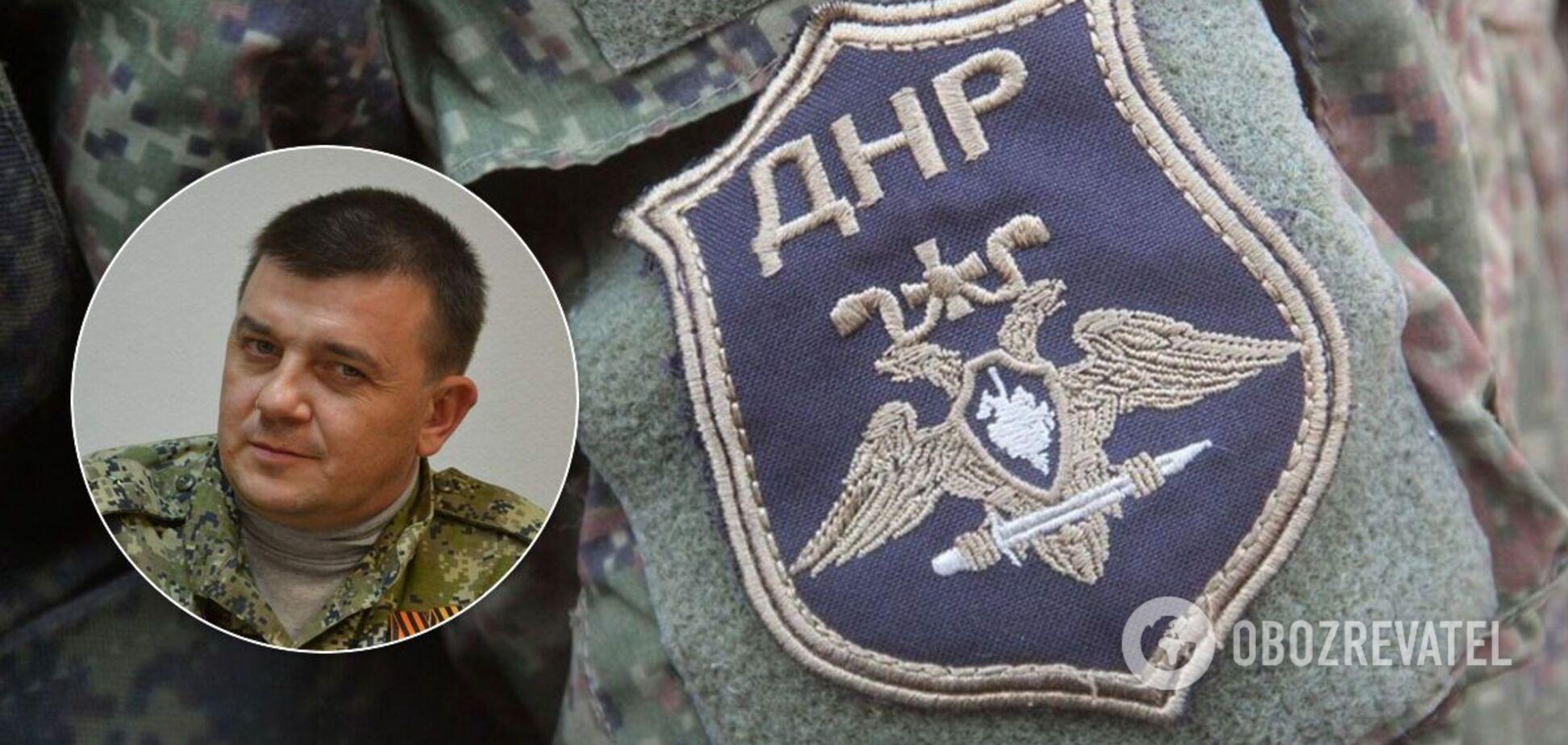 На Донеччині помер терорист Зубр із бази Миротворець