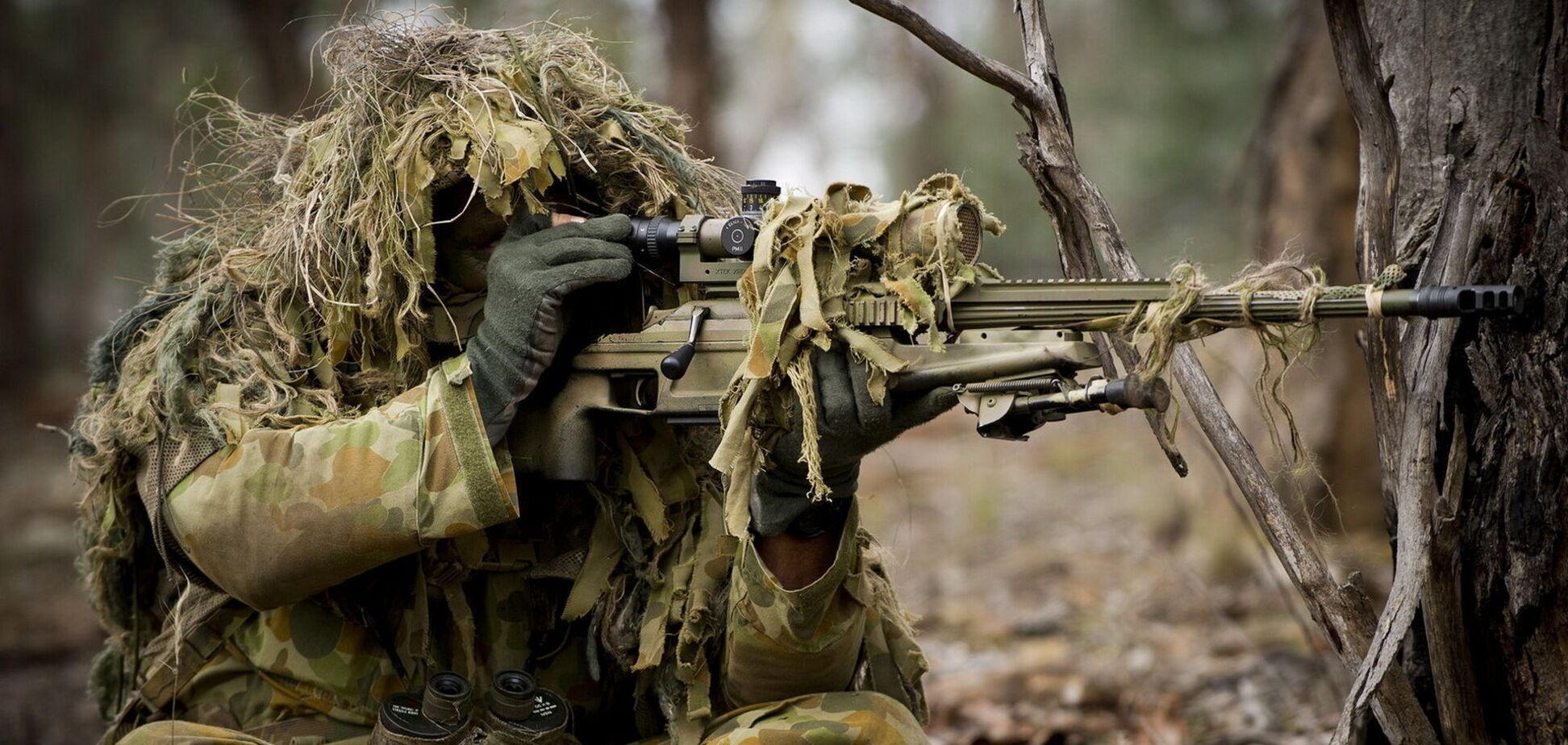 Террористы на Донбассе получили новую партию снайперских винтовок из России