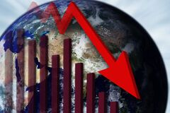 Экономику Украины ждет 'гранитное дно': финансист назвал срок