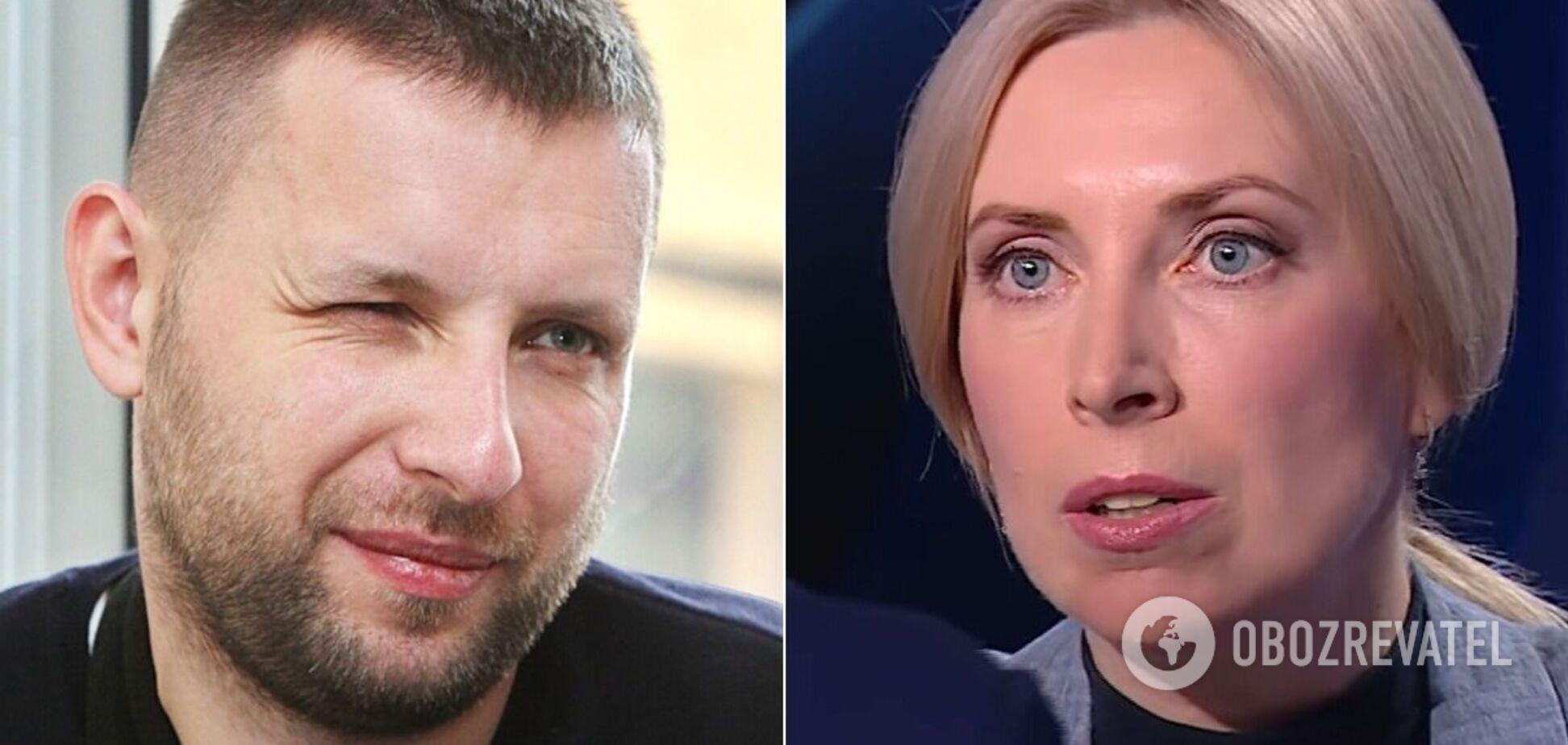 Парасюк заявив, що Верещук 'прос*е Київ' в разі перемоги на виборах