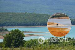 Запасы водохранилищ Крыма за месяц уменьшились на 10 млн кубометров