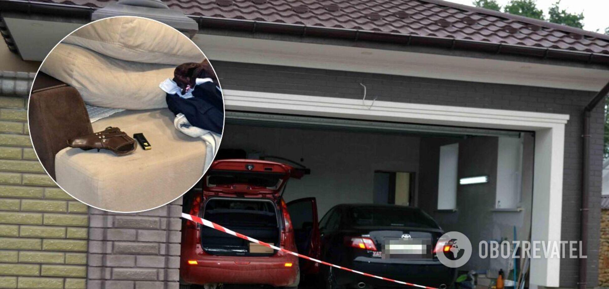 На Рівненщині викладачка застрелила чоловіка й поранила дочку. Подробиці і фото 18+