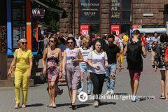 В Украину вернулась 30-градусная жара. Карта