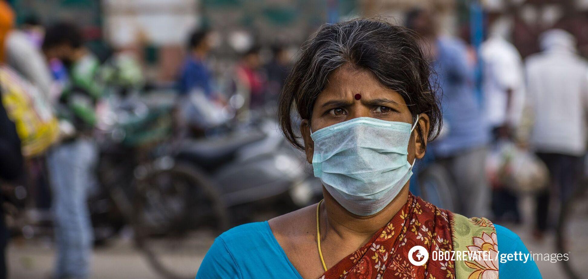 Индия опередила США по числу новых зараженных COVID-19: статистика на 5 сентября. Обновляется