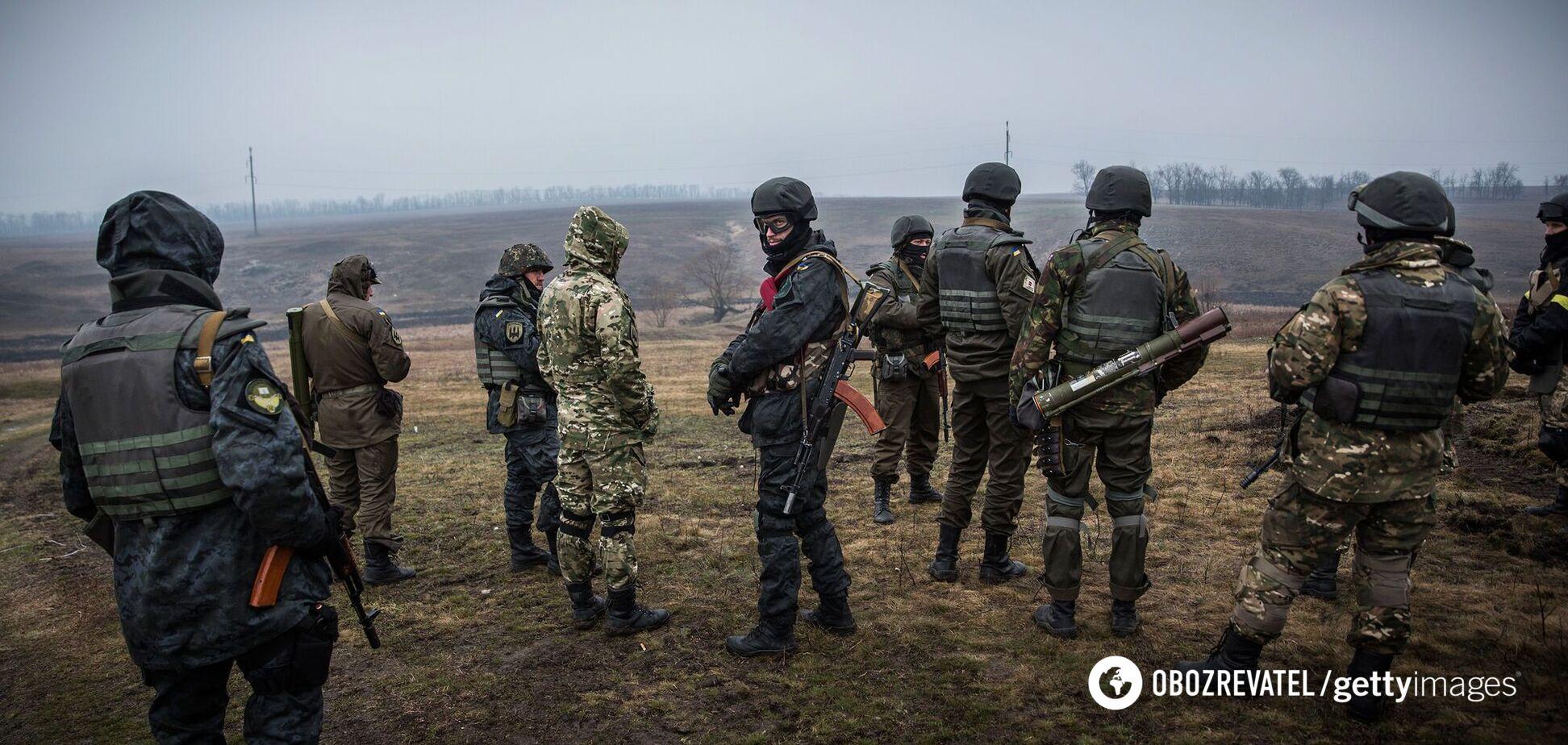 Террористы на Донбассе пошли на провокацию и открыли огонь – штаб ООС