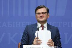Кулеба заявил, что Киев будет действовать симметрично в отношении Минска