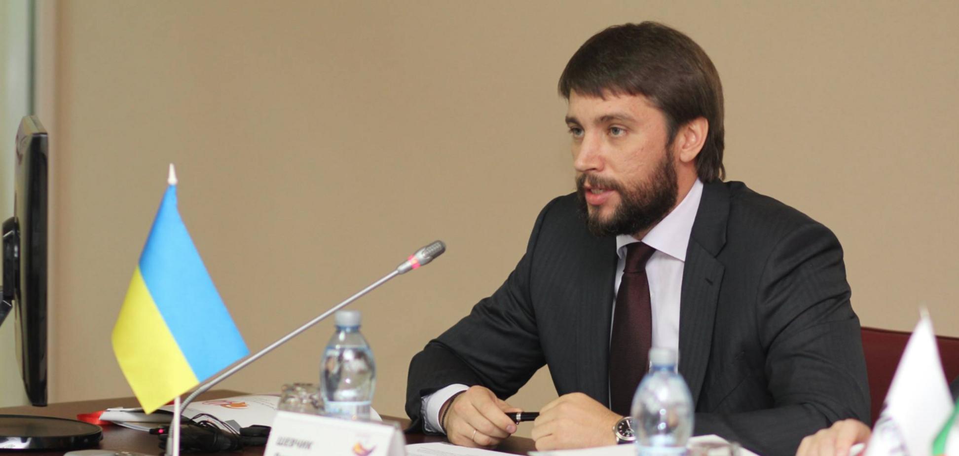 Кандидат на посаду міського голови Кривого Рогу від партії 'Слуга народу' Дмитро Шевчик