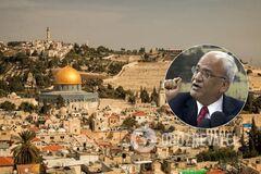 Палестина пригрозила 'порвати' з будь-якою країною
