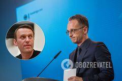 В Берлине увидели признаки участия Москвы в отравлении Навального