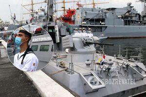 ВМС Украины пополнились новым артиллерийским катером