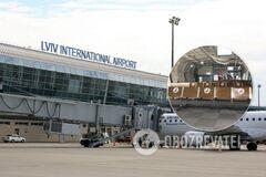 Из аэропорта Львова не выпускают десятерых граждан США, Германии и Канады