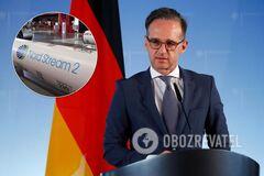Германия допустила санкции для РФ по Северному потоку-2