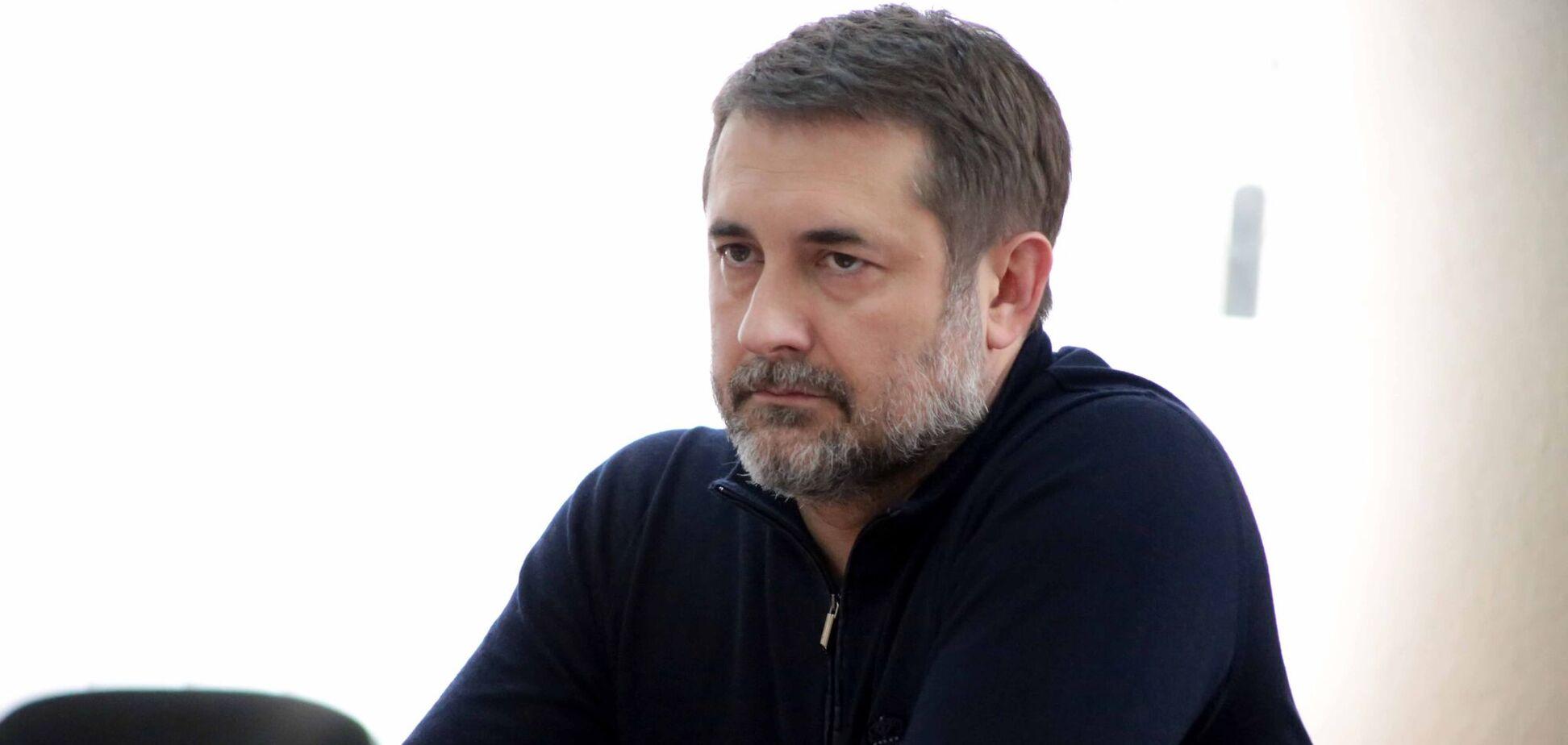 Сергій Гайдай висловився за відновлення економічних зв'язків з окупованими територіями