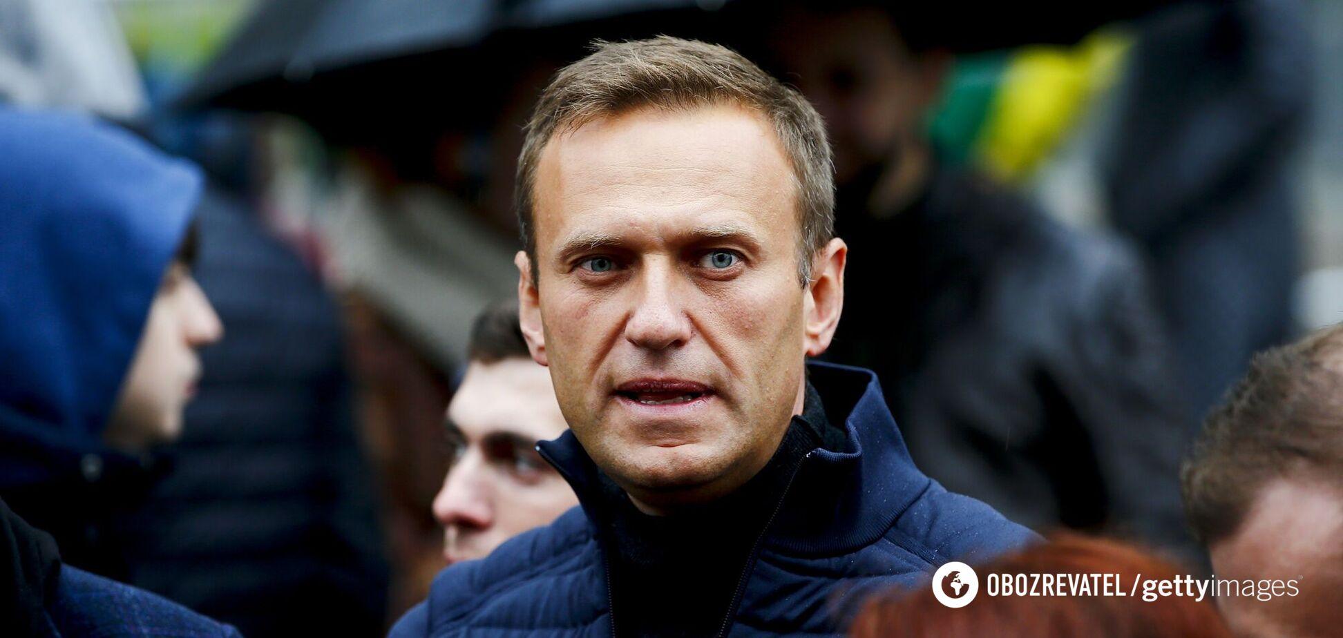 Путін не отруював Навального