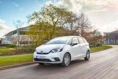 В Украине стартовали продажи Honda Jazz e:HEV