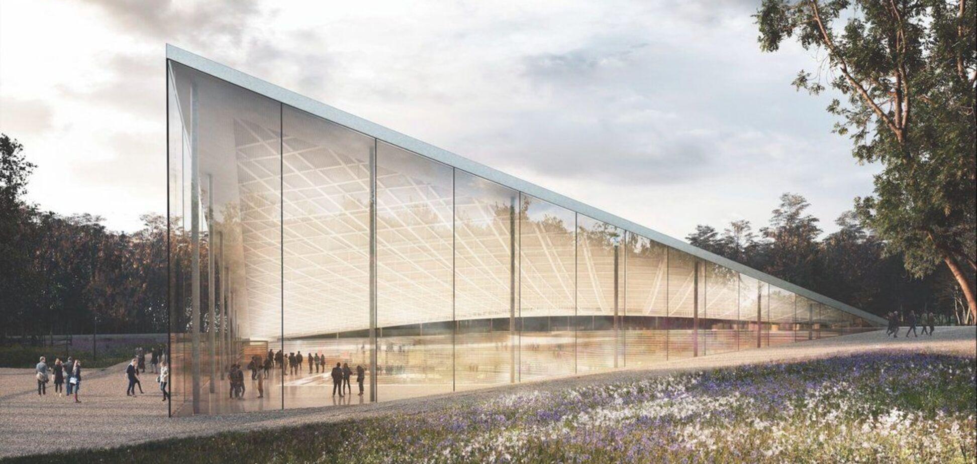 Проект меморіального комплексу 'Бабин яр'