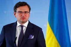 Кулеба розповів про майбутнє відносин України та Білорусі. Фото: Reuters