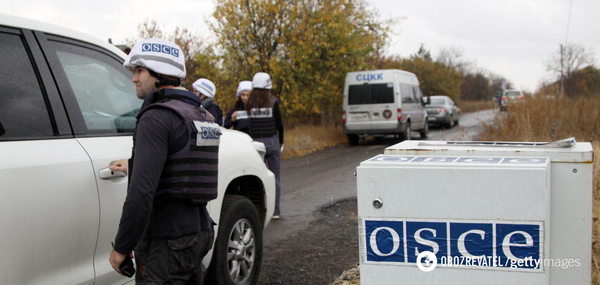 СММ ОБСЄ не побачила фактів порушень з боку ЗСУ поблизу населеного пункту Шуми