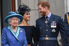 Принц Гарри скрыл от Елизаветы II сделку с Netflix