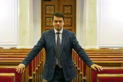 Сейчас конституционных оснований для роспуска Рады нет, – Разумков