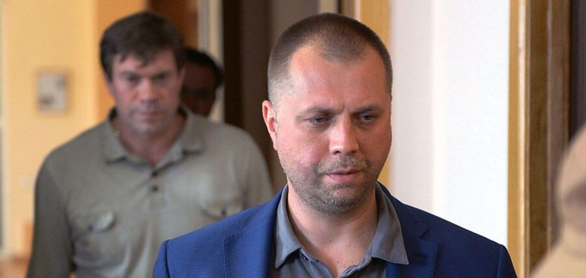 Александр Бородай рассказал о потерях террористов