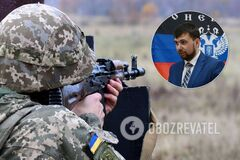 Украинские морпехи были готовы встретить врага