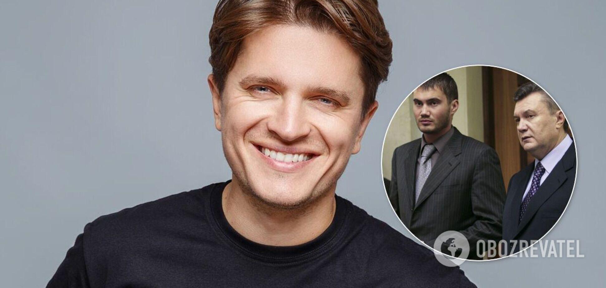 Телеведущий Анатолич откровенно рассказал, как вел корпоратив у сына Януковича