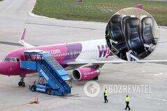 Wizz Air ввел плату за соседние места в самолете: сколько стоит услуга