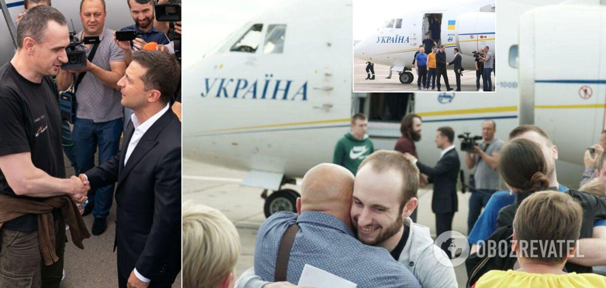 Годовщина освобождения из плена узников Кремля