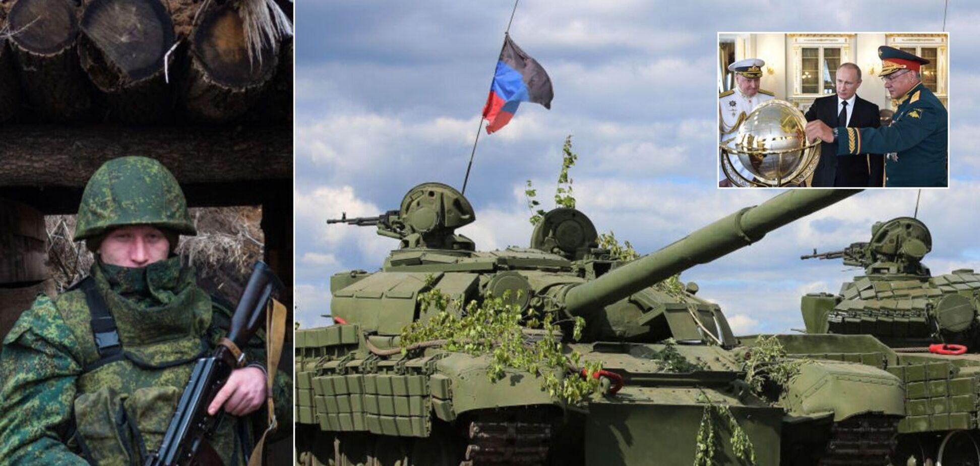 Волошин: Путин положил конец перемирию на Донбассе и будет продавливать Украину