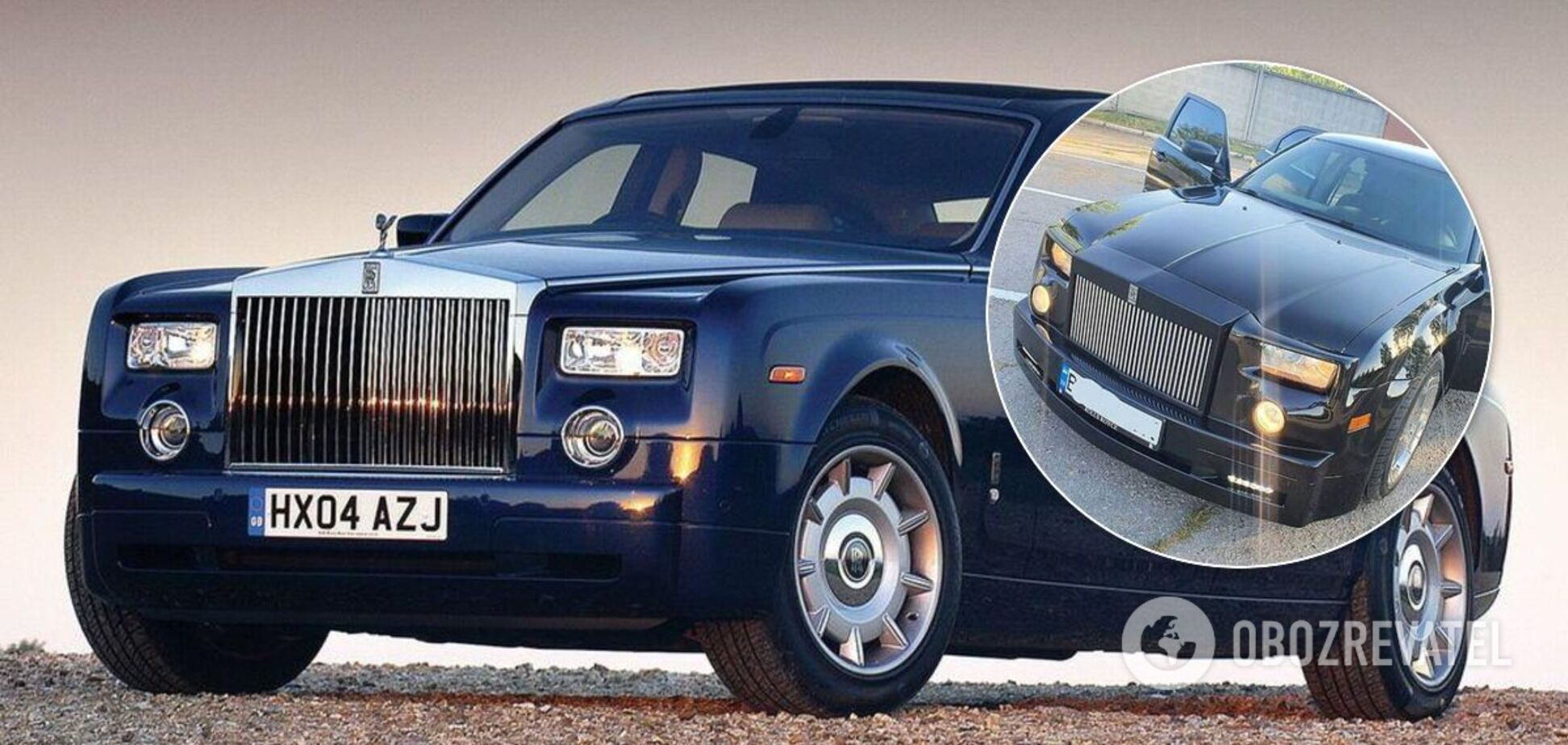 Загадочный Rolls-Royce продают за $8900