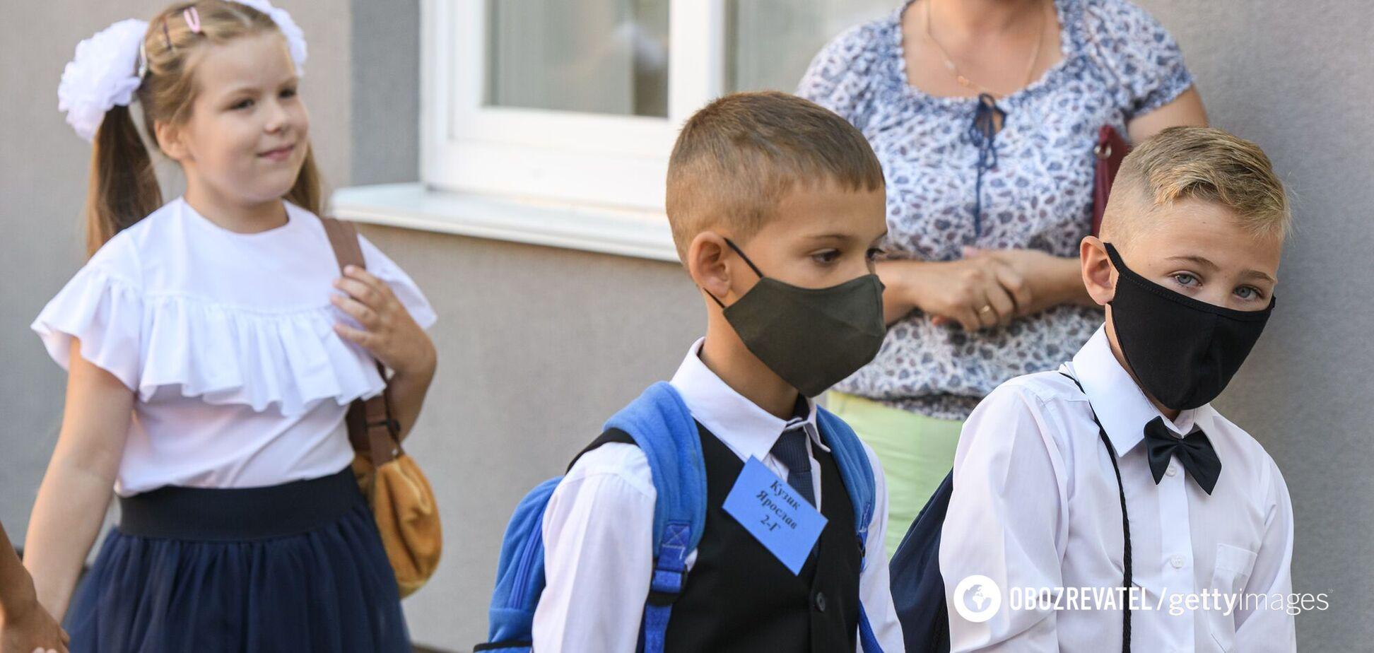 Степанов розповів, як будуть контролювати COVID-19 у школах