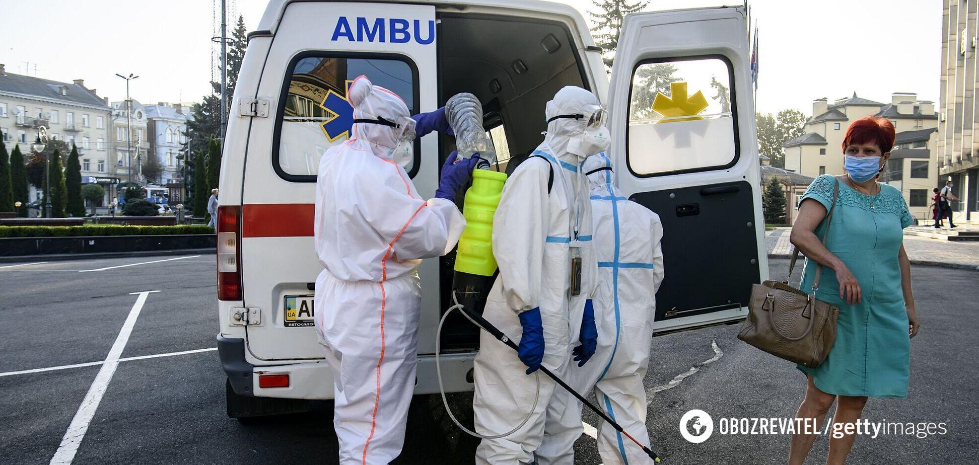 Худший сценарий с COVID-19 в Украине можно предотвратить, – эпидемиолог
