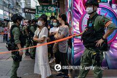 В Китае выявили за сутки почти 30 случаев заражения коронавирусом