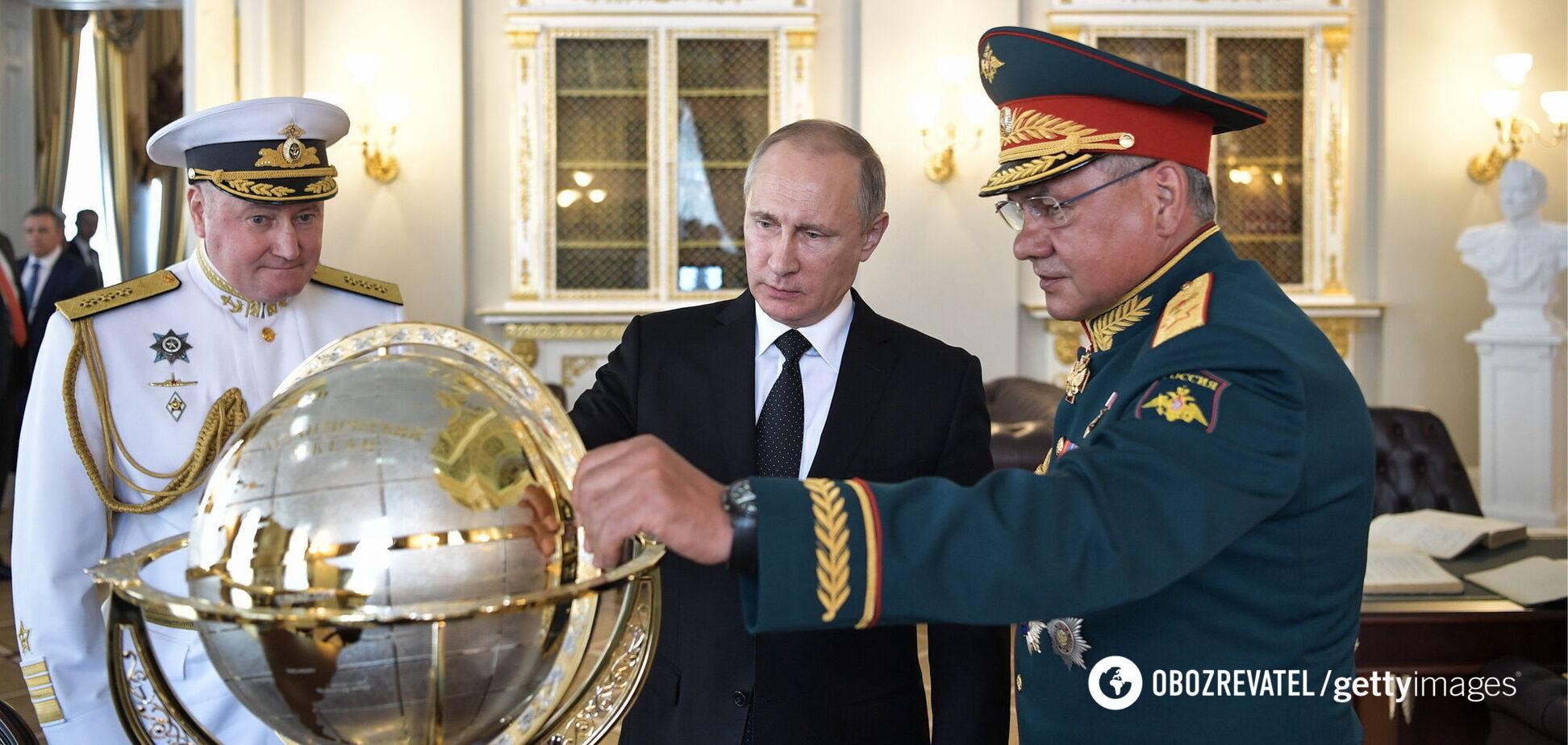 Волошин объяснил, как Путин будет давить на всю Украину