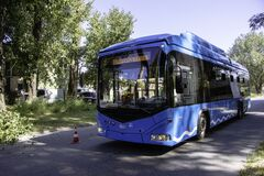 В Днепре готовят к запуску троллейбусный маршрут на жилой массив Приднепровск