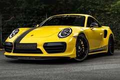 Немецкие тюнеры превратили Porsche в 850-сильную 'катапульту'