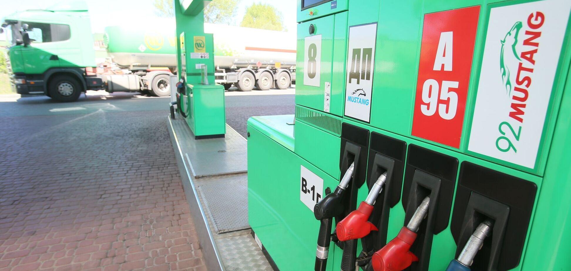 Ціни на бензин в Україні різко підуть вгору