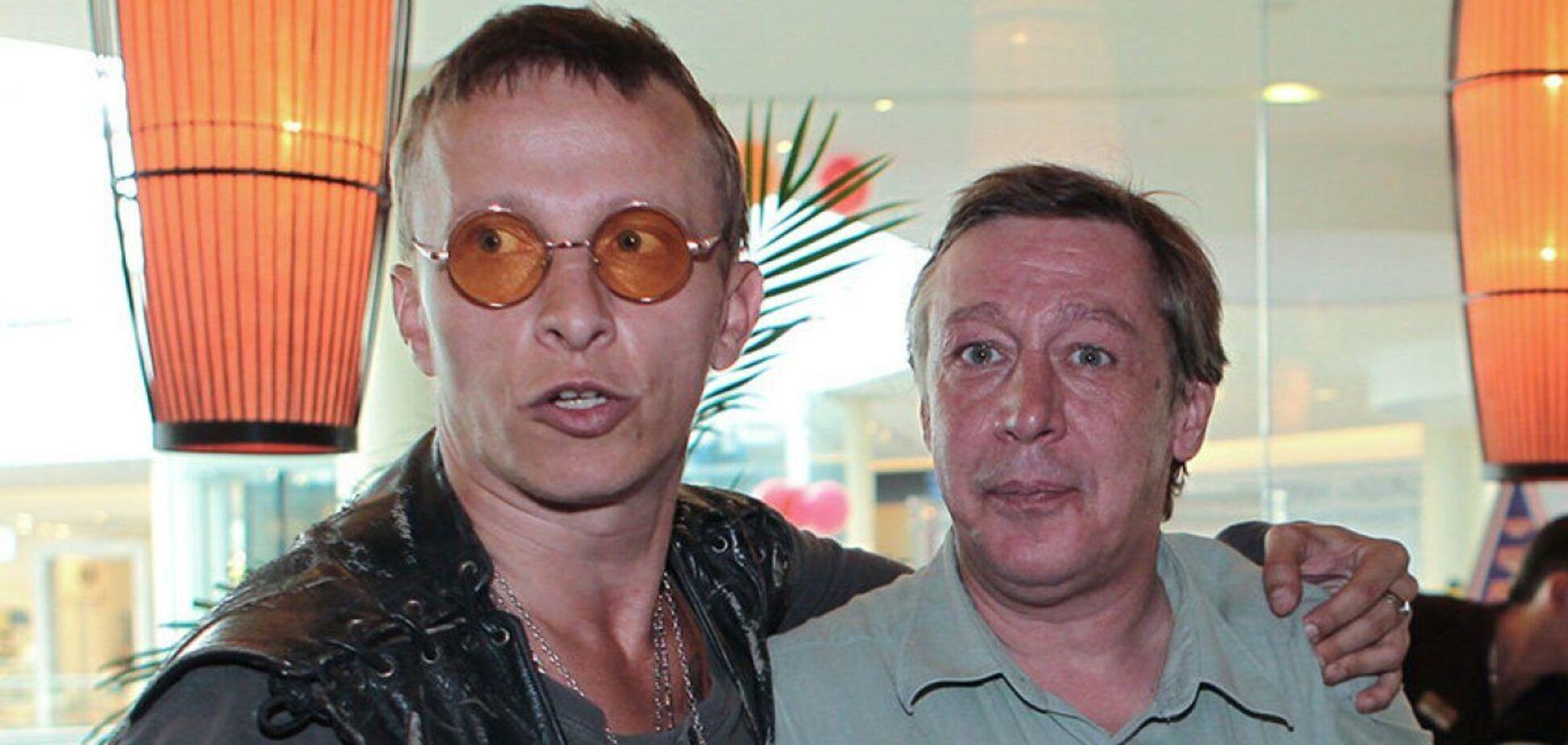 Охлобыстин обратился к Путину с просьбой пощадить Ефремова