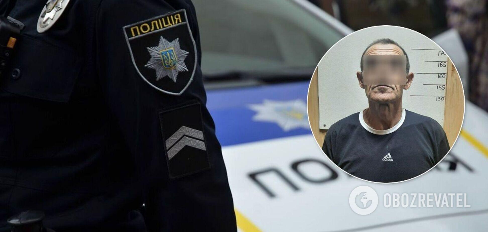 Полиция задержала подозреваемого в двойном убийстве в Николаеве