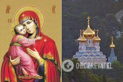 Сретение Владимирской иконы Божьей матери отмечается 8 сентября