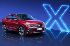 У нового Volkswagen Tiguan появился купеобразный родственник