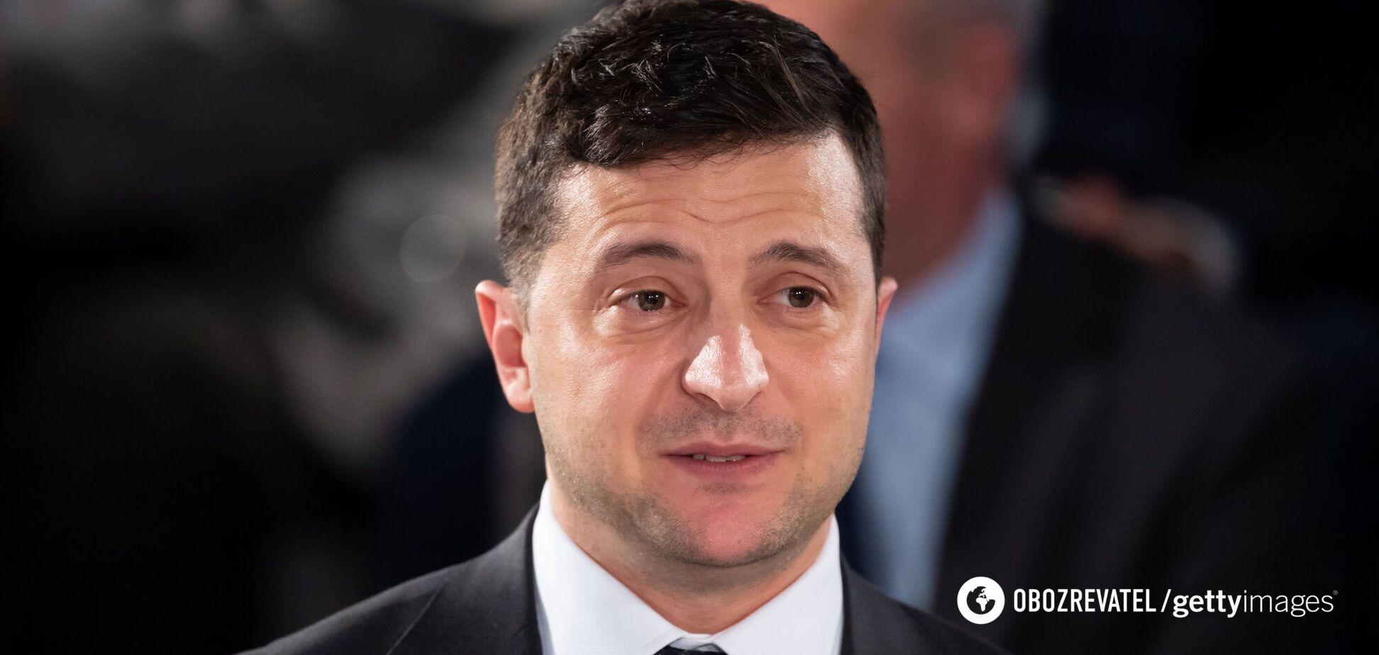 Зеленский пообещал, что сделает все для членства Украины в ЕС